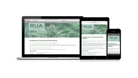 Rua Bioscience Initial Public Offering