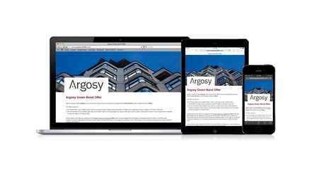 Argosy Green Bond Offer