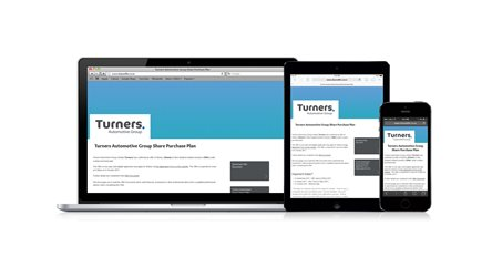 Turners Share Purchase Plan